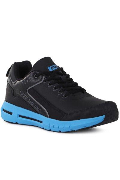 Erkek Spor Ayakkabı 25520 B Black/blue