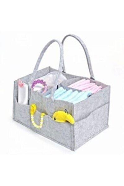 Katlanabilir Taşınabilir Bebek Ve Organizatör Çanta