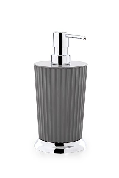 Nely Sıvı Sabunluk-gri