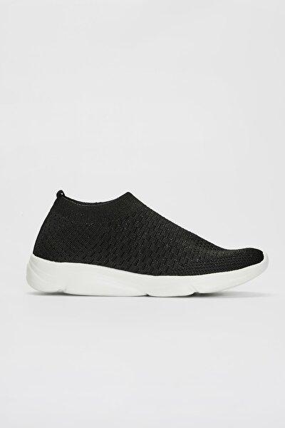Kadın Siyah Sneaker 0S7734Z8