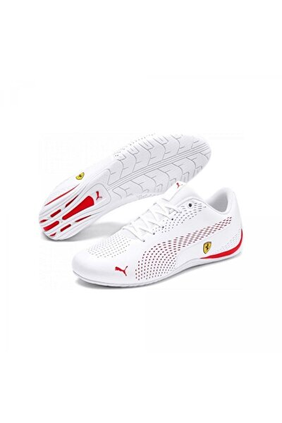 Erkek Beyaz Ferrarı Drıft Cat 5 Ultra Günlük Spor Ayakkabı 306422-02