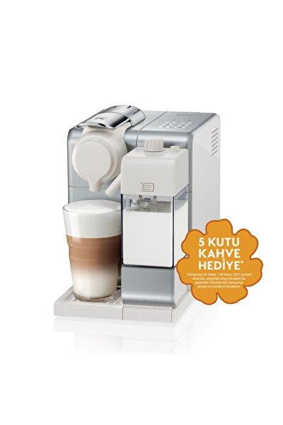 F521 Silver Lattissima Kapsüllü Kahve Makinesi