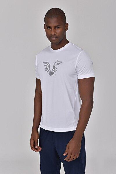 Beyaz Erkek T-shirt  GS-8800