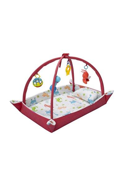 Pamuklu Hopim Bebek Oyun Halı Ve Çocuk Alanı