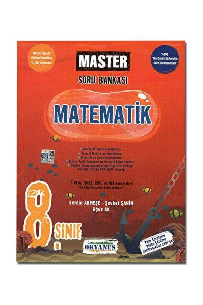8. Sınıf Master Matematik Soru Bankası
