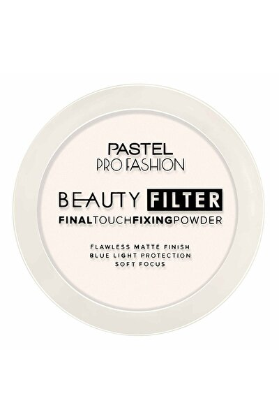 Sabitleyici Pudra - Profashion Final Touch Fixing Powder No 00 8690644030703