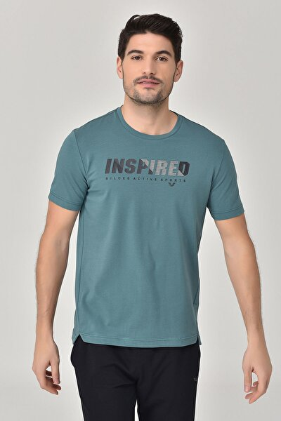 Turkuaz Erkek T-shirt  GS-8809