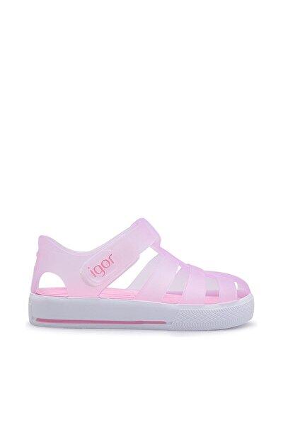 Kız Çocuk Pembe  Spor Sandalet S10171-022 (2020) 19-29