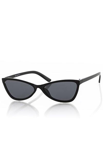MP20MP9009R001 Siyah UV 400 Kadın Güneş Gözlüğü
