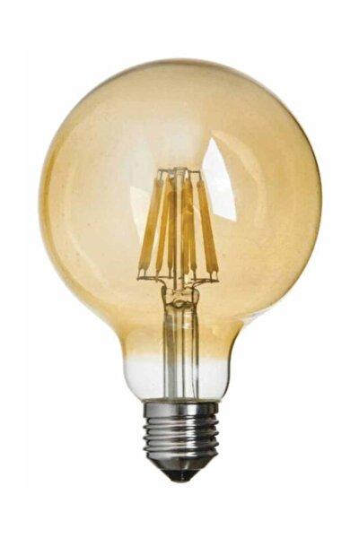 G95 6w Gold Cam 2700 K Gün Işığı Gerçek Rustik Ampul E27 Duy