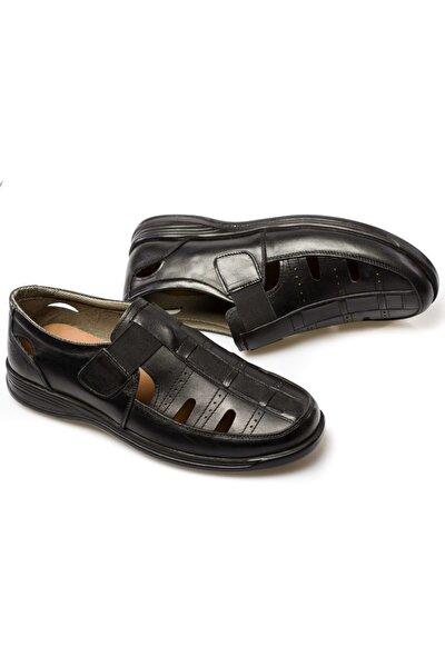 Seta,hakiki Deri,2 Renk,garantili,yazlık,erkek Sandalet