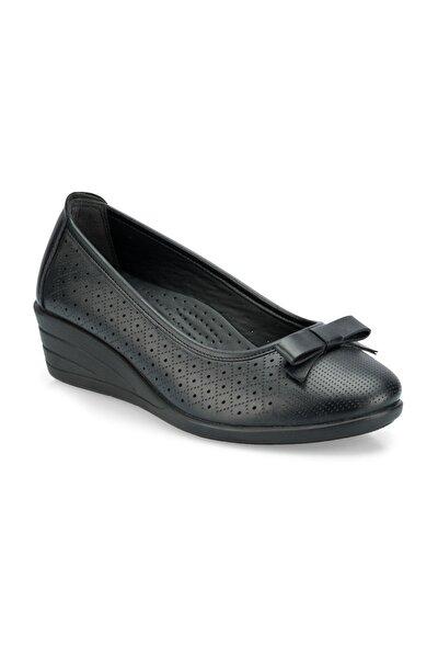 161116.Z Siyah Kadın Topuklu Ayakkabı 100509385