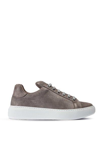 Bej Kadın Sneaker 01698ZBEJP02