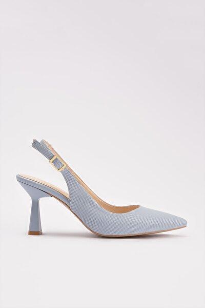 Acik Mavi Kadın Stiletto 01AYH214450A600