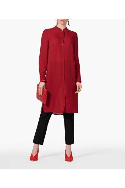 Kadın Kırmızı Tunik