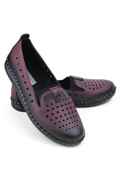 Babet Ayakkabı K380 Bordo