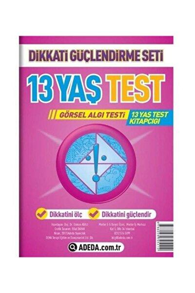 Dikkat Güçlendirme Seti Yaprak Test 13 Yaş