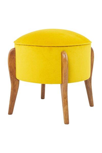 Lockett Puf Sarı