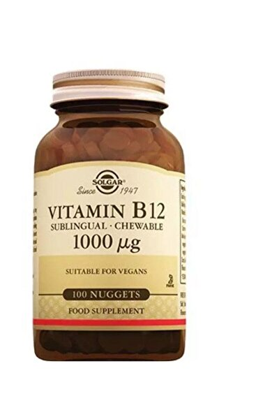 Vitamin B12 1000 Mcg - 100 Tablet
