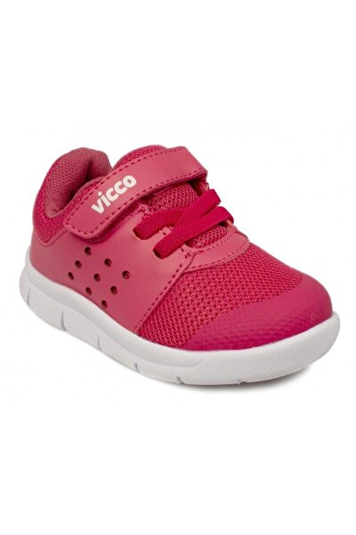 Kız Çocuk Fuşya  Spor Ayakkabı