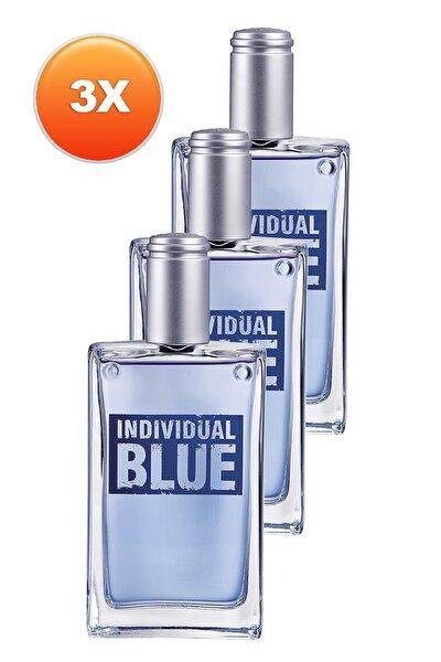 Individual Blue 100 Ml Edt 3lü Eknomik Set 5050000104029