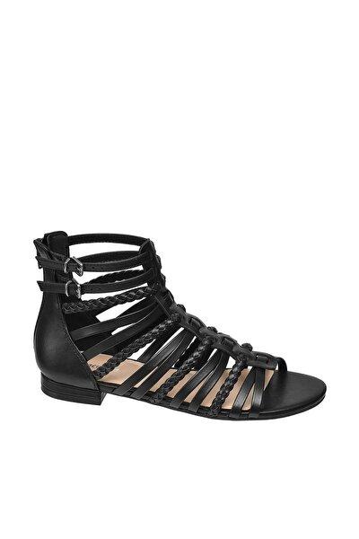 Deichmann Kadın Siyah Kadın Siyah Sandalet