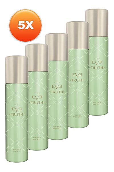 Eve Truth Kadın Deodorant 5'li Set 5050000101158
