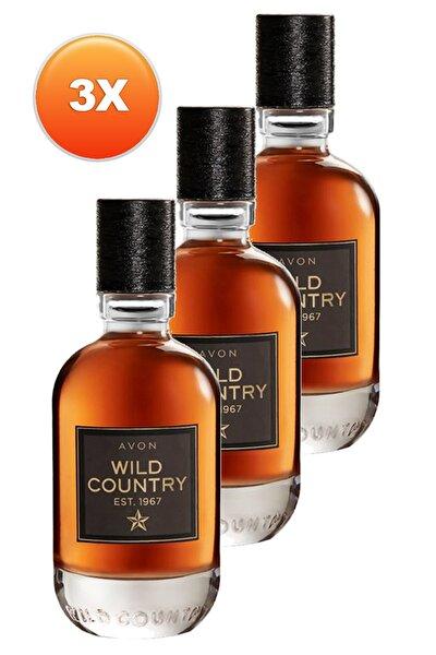 Wild Country Erkek Parfüm Edt 75 ml 3'lü Set 5050000105224