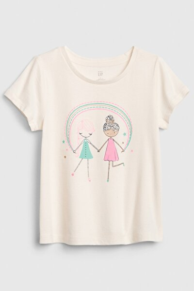 Kız Bebek Bea Kısa Kollu T-Shirt