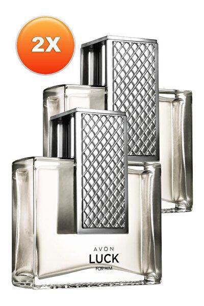 Luck Erkek Parfüm Edt 75 ml 2'li Set 5050000104135