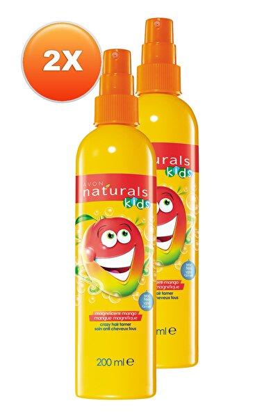 Mango Kokulu Saç Açıcı Sprey 200 ml 2'li Set 5050000107938