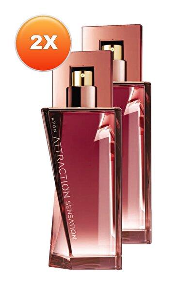 Attraction Sensation Kadın Parfüm Edp 50 ml 2'li Set 5050000102858