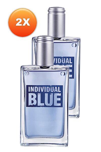 Individual Blue Erkek Parfüm Edt 100 ml 2'li Set 5050000104012