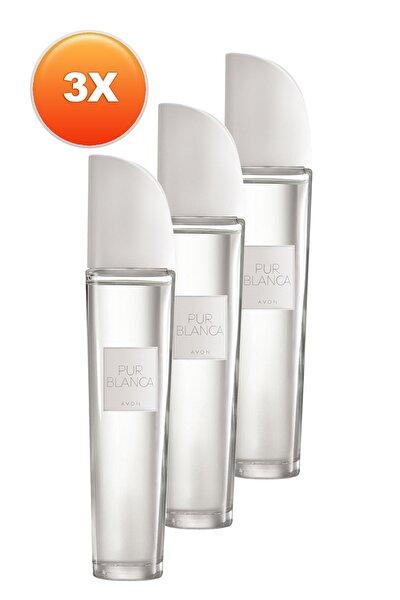 Pur Blanca Kadın Parfüm Edt 50 Ml. Üçlü Set