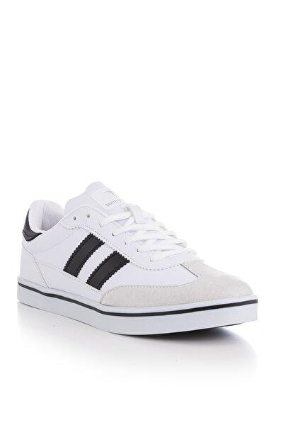 Unisex Beyaz Siyah  Sneaker TBADG-0