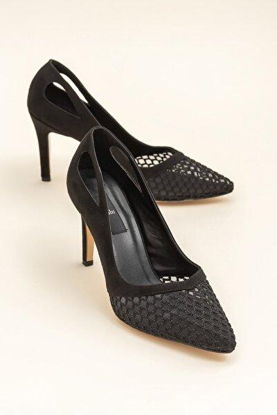 KRISSY Siyah Kadın Ayakkabı