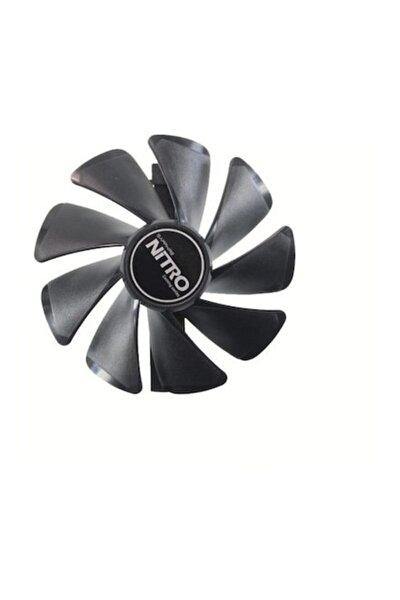 Safir Darbe Rx580/rx570 Serisi Ekran Kartı Fanı
