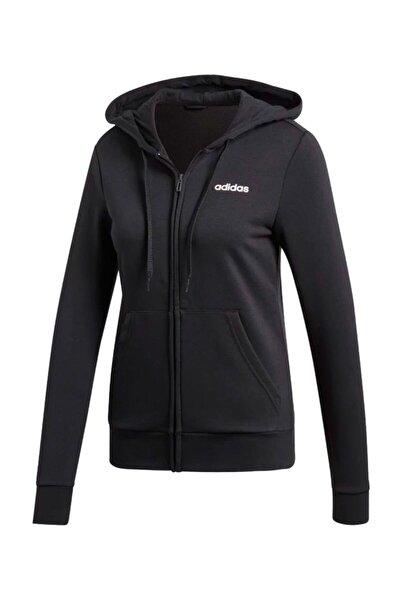 Kadın Günlük Ceket Dp2414 Siyah W Essentials Linear Pullover Hoodie