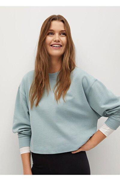 Organik Pamuklu Sweatshirt