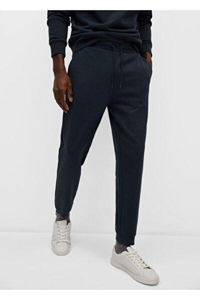 Pamuklu Penye Jogger Pantolon