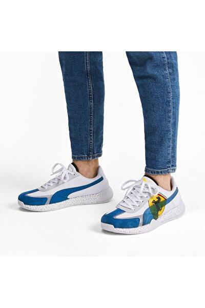 Sf Speed Hybrıd  Er Mavı Beyaz Erkek Sneaker