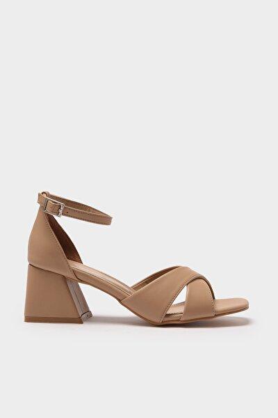 Nude Kadın Sandalet 01SAH212970A330