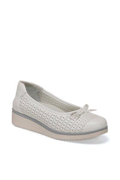 91.100670.Z Beyaz Kadın Ayakkabı 100373425