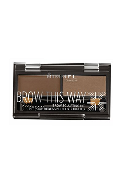 Kaş Kiti - Brow This Way Kit Medium Brown