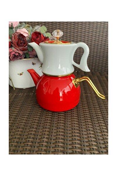 Kırmızı Çaydanlık