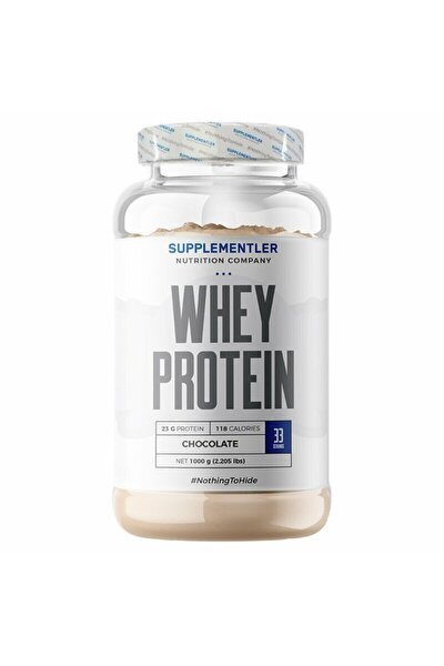 .com Whey Protein 1000 Gr - Çikolata