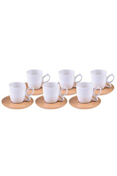 Kısmet - 6 Kişilik Kahve Fincan Takımı-B1115