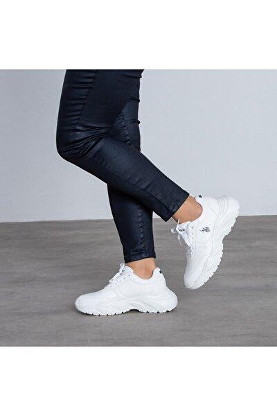 Kadın Lovely Deri Extra Hafif Anatomik Comfort Yeni Sezon Sneaker