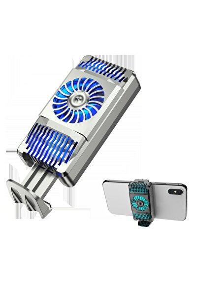 Telefon Soğutucu Fan ve Aliminyum Destekli Soğutucu Radiator F4