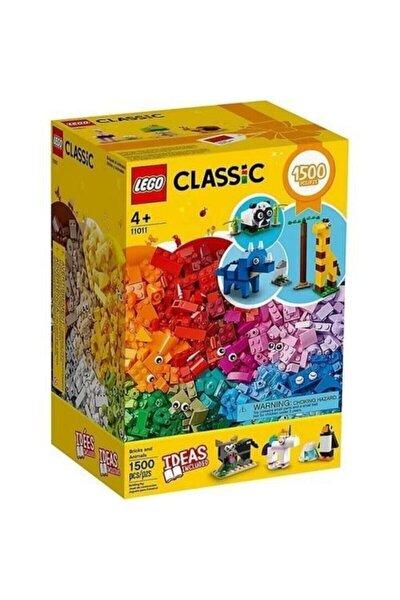 Classic Bricks And Animals